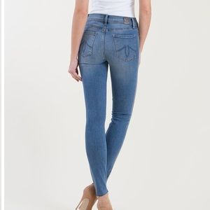 Level 99 Speedway Tanya High Rise Skinny Jeans